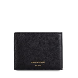 Standard Wallet with Zipper Pocket Black (9052-7547)