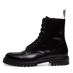 Common Projects Combat Boot Black (2171-7547)