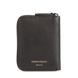 Common Projects Zip Coin Case Black (9141-7547)