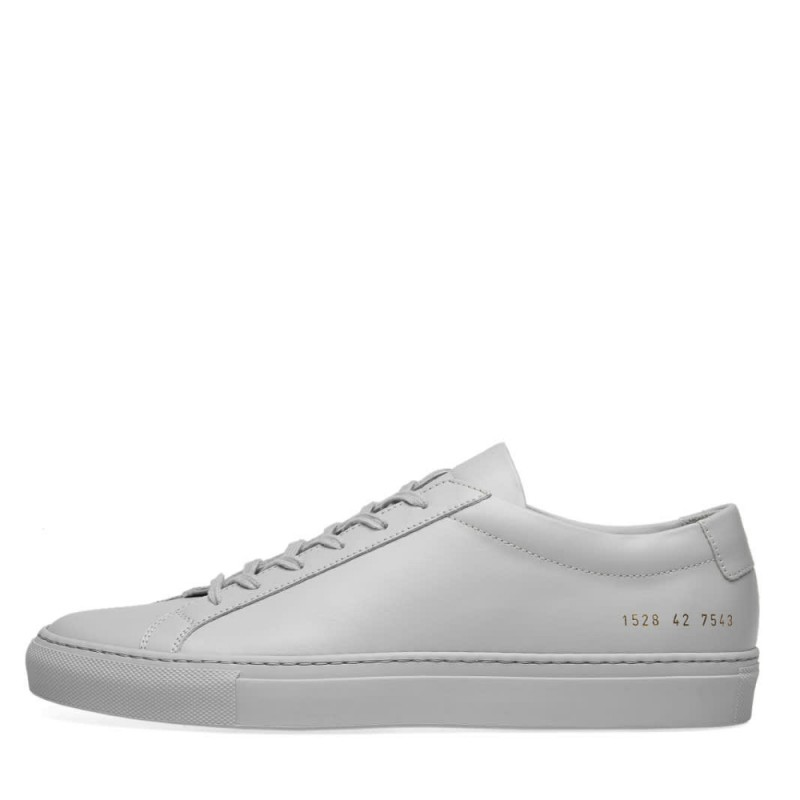Common Projects Original Achilles Low Grey (1528-7543)