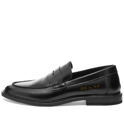 Common Projects Loafer in Leather Black (2225-7547)