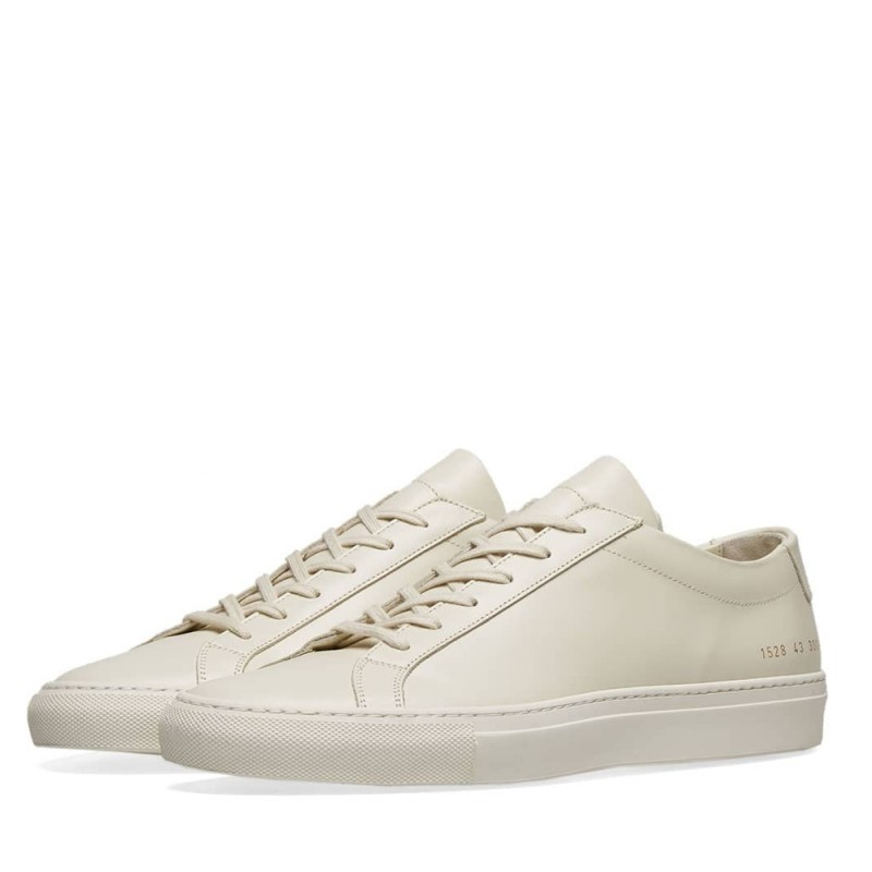 Common Projects Original Achilles Low Off White (1528-3001)