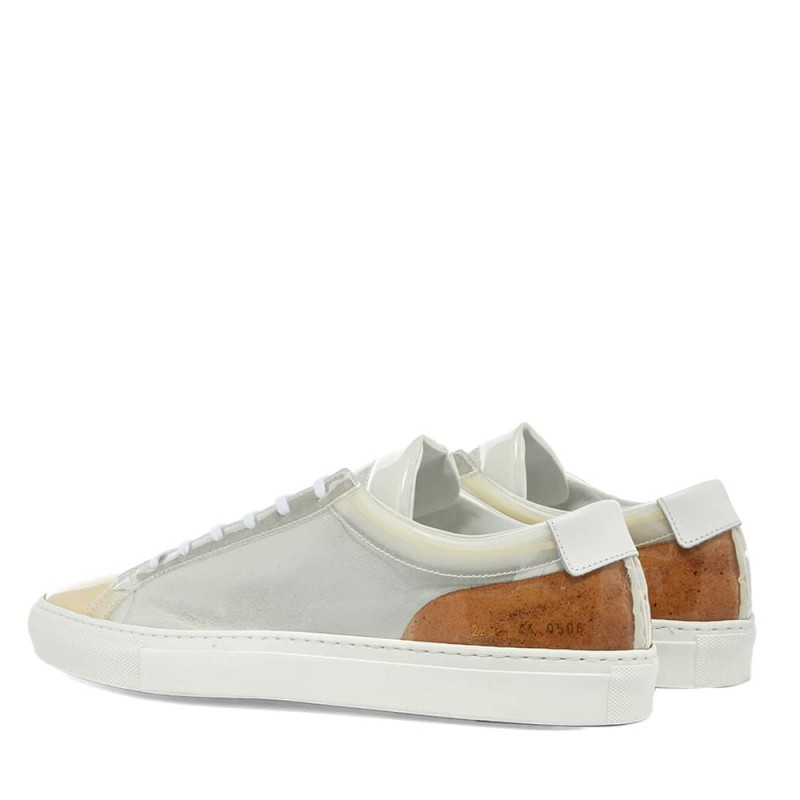 Common Projects Original Achilles Clear White (2285-0506)