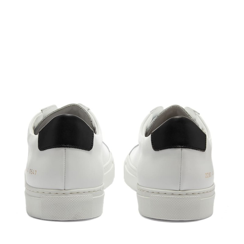Common Projects Retro Low White (2283-0547)