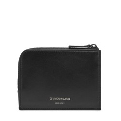 Zipper Wallet Black (9179-7547)